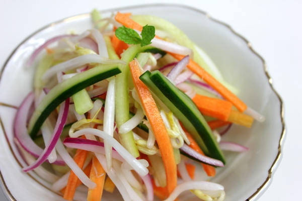 ... with pickled vegetables vietnamese pickled vegetables recipes dishmaps