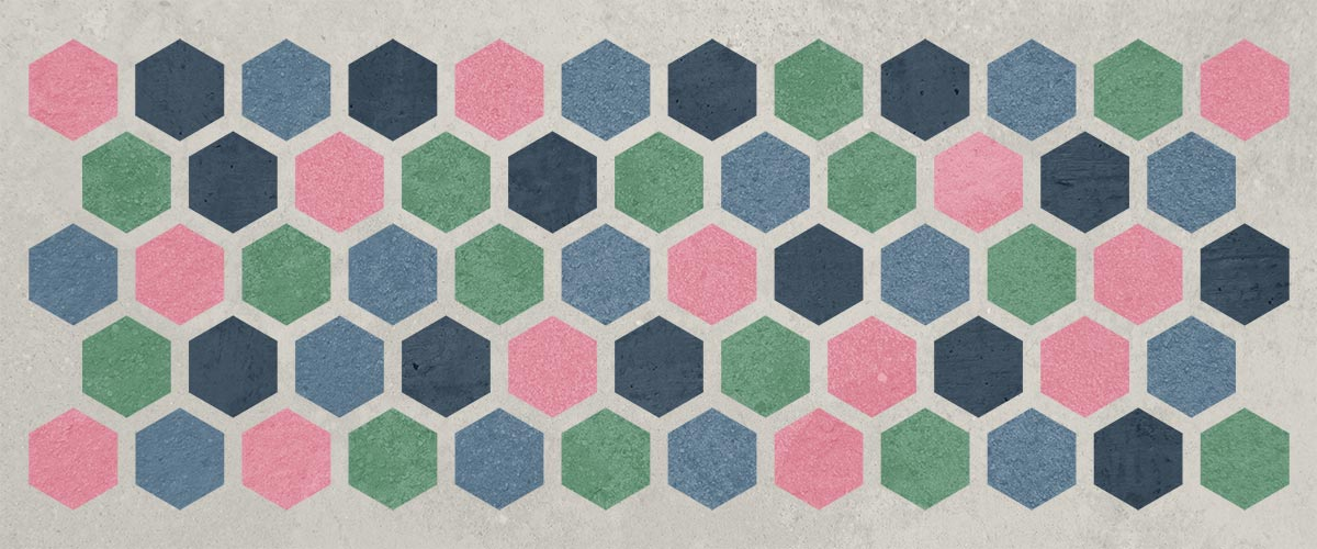 Portfolio - Hexagons