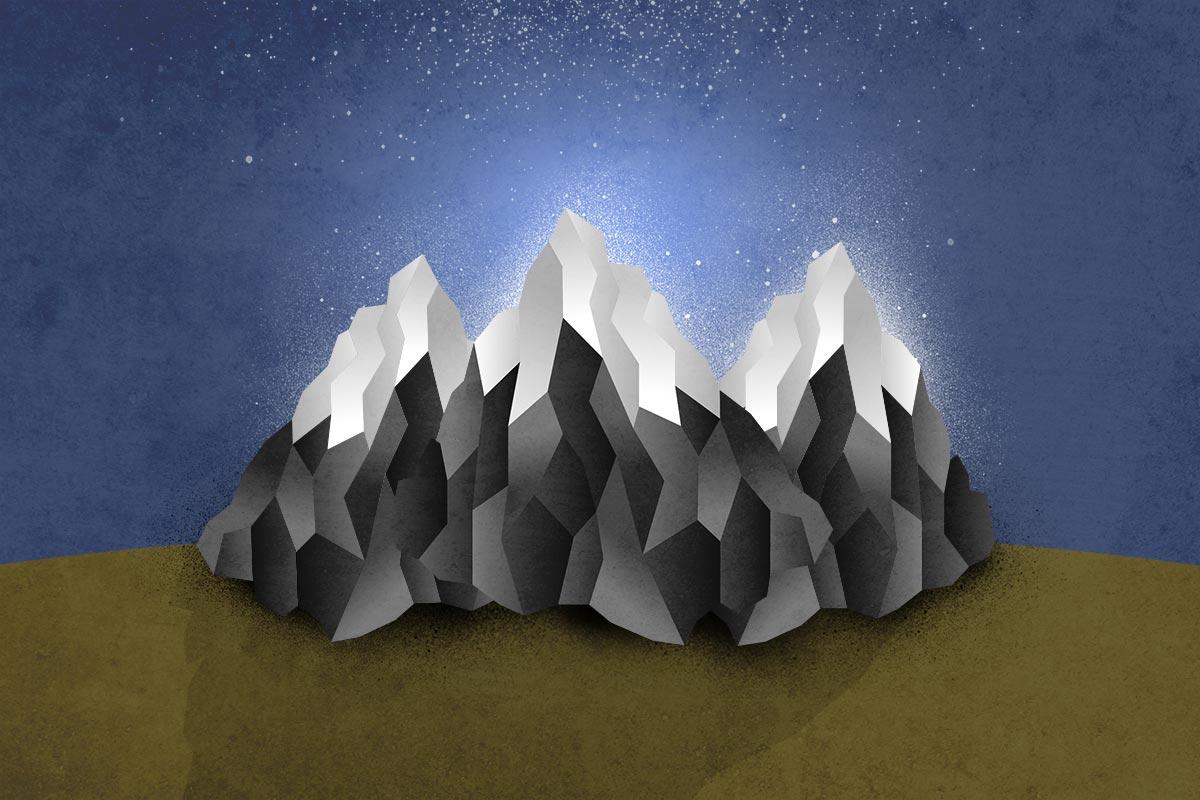Portfolio - Mountains