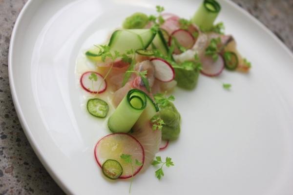 kingfish-crudo-miso-wasabi-avo