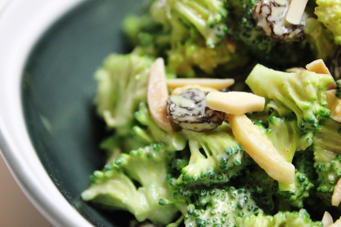 curry-almond-broccoli-salad
