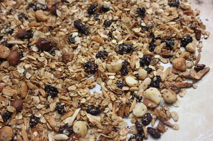 granola-muesli